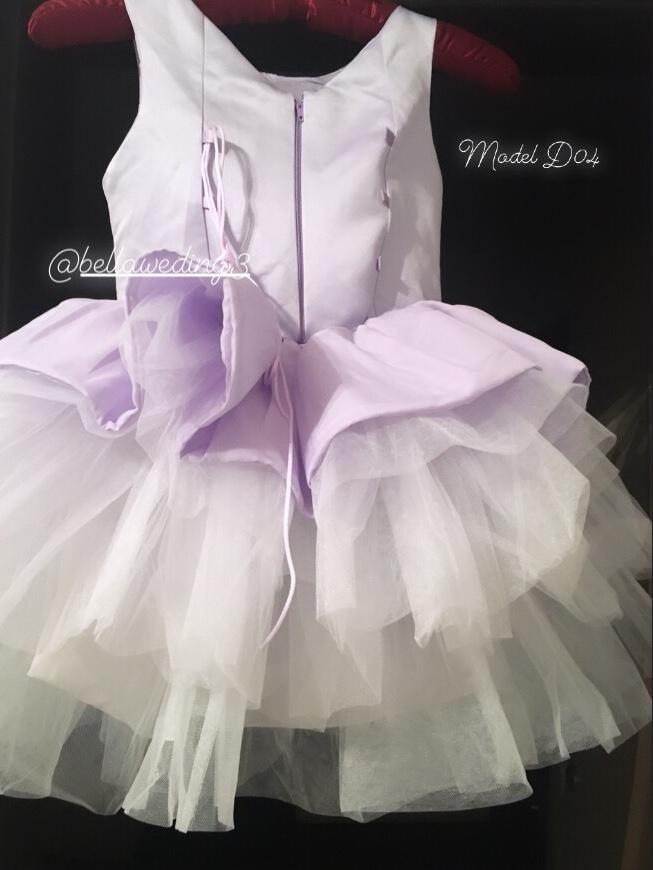 luxusné detske spoločenské šaty - Obrázok č. 2