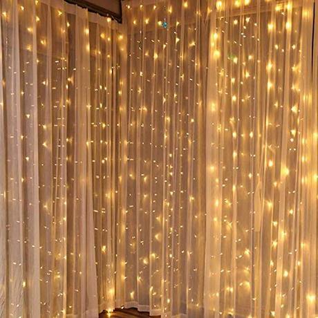 LED svetelný záves - Obrázek č. 1