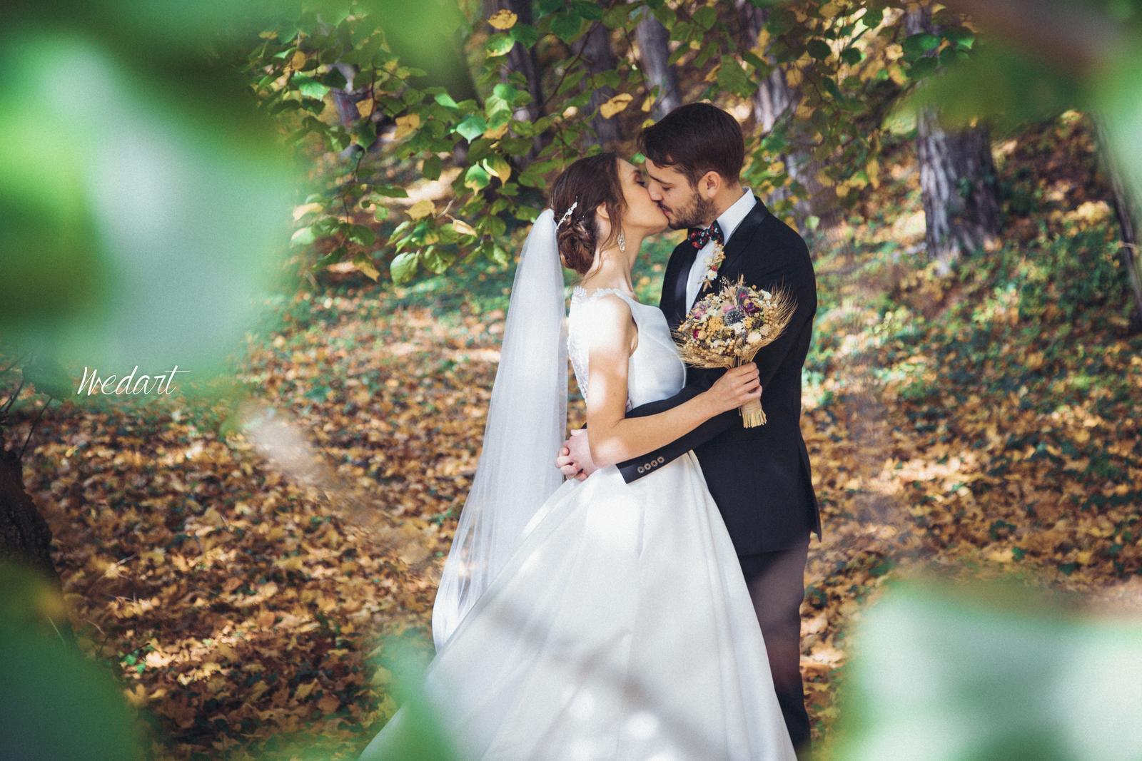 Svadobná fotografia - Obrázok č. 2