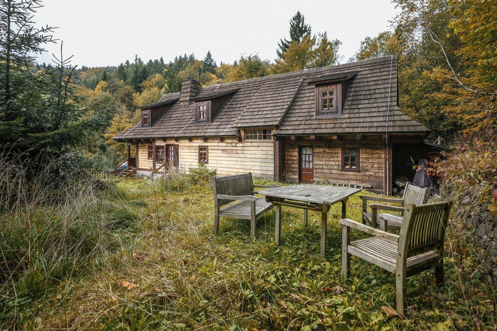 Chaloupka, která klame vzhledem, neuvěříte, že jde o novostavbu! - Bydlo.cz - inspirace bydlení, interiér, architektura