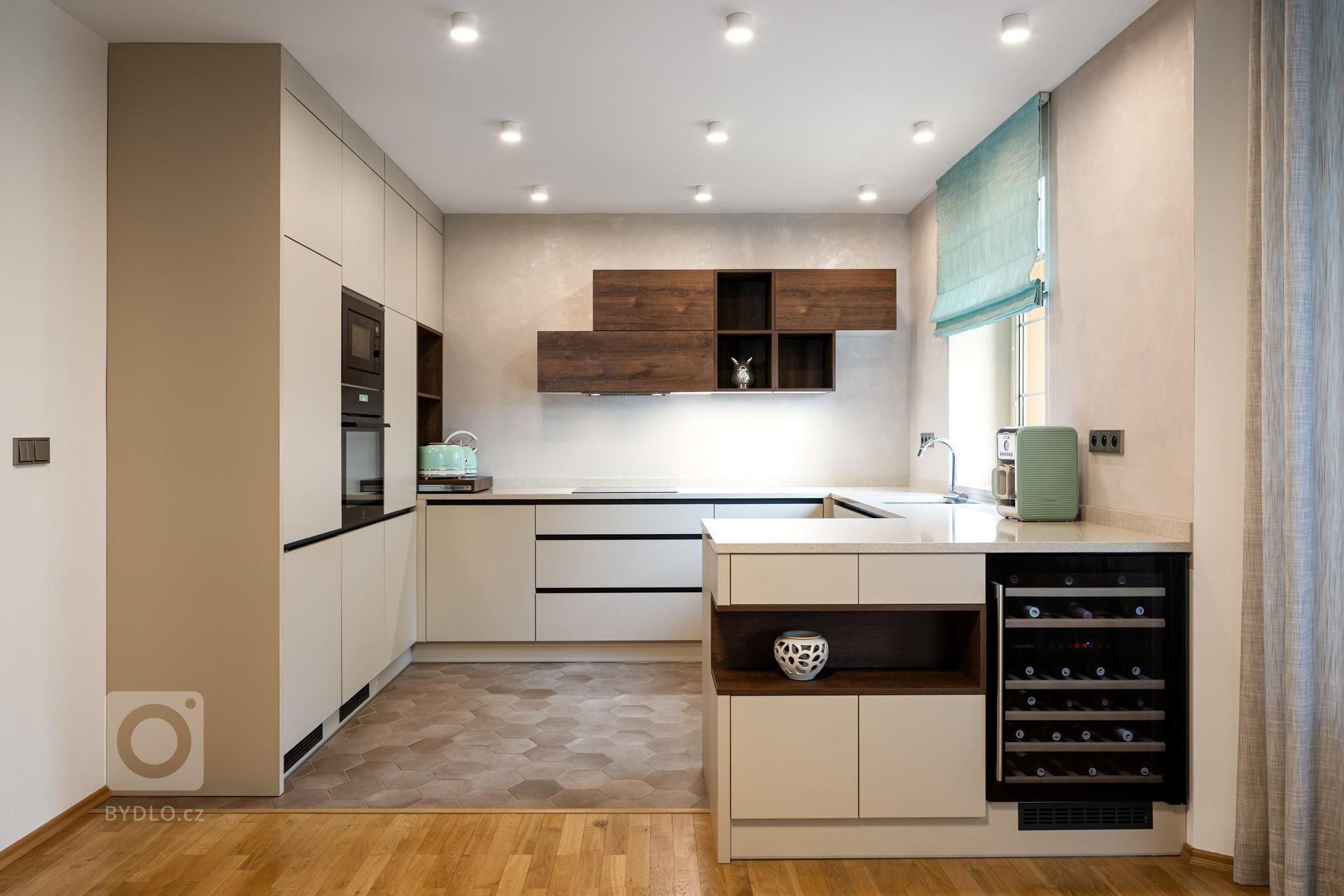 Rekonstrukce kuchyně s jídelnou - Obrázek č. 1