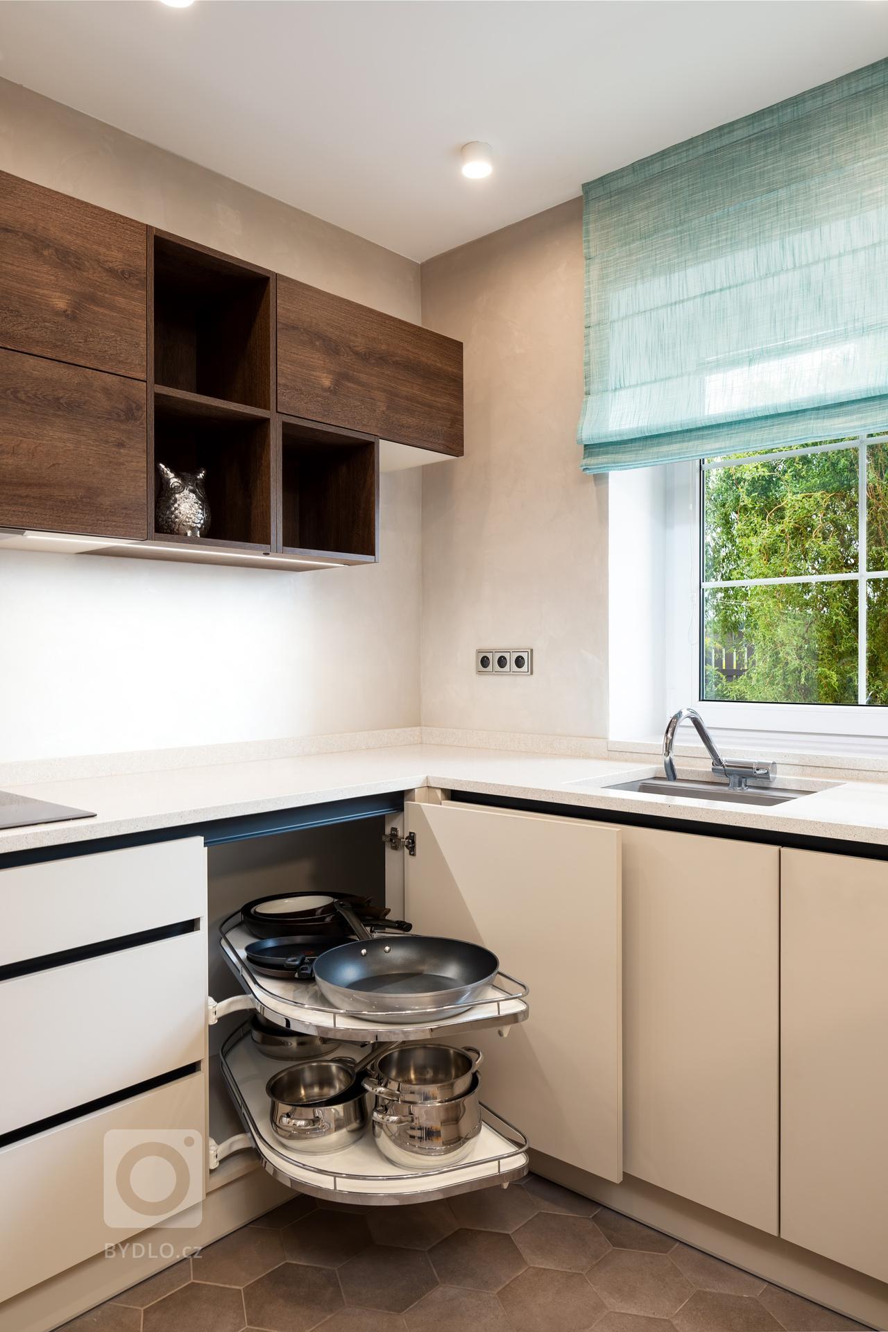 Rekonstrukce kuchyně s jídelnou - Obrázek č. 2