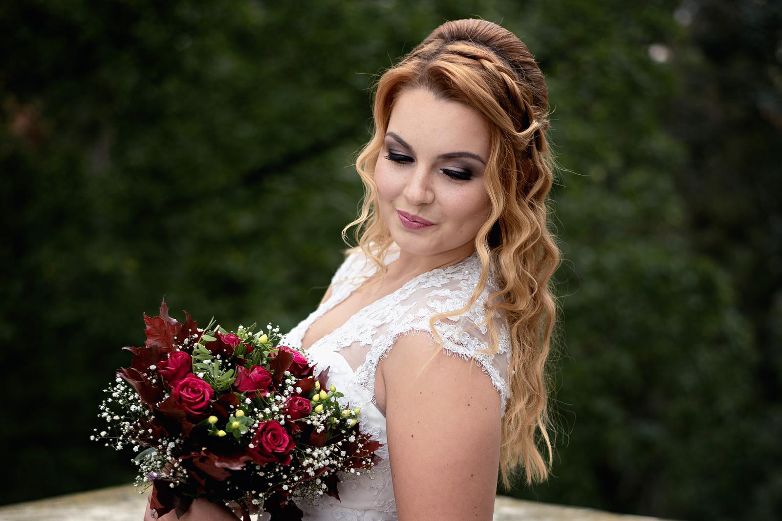 Svatby fotím z velké... - Obrázek č. 1