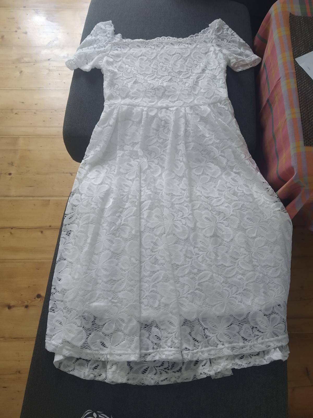 Popůlnoční šaty vel 40/42 - Obrázek č. 1