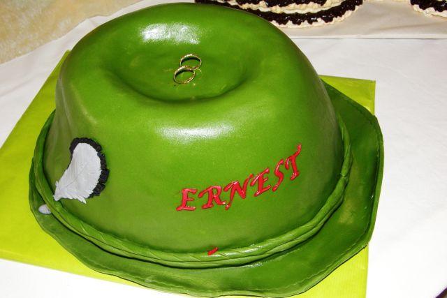 Peťka Halamová{{_AND_}}Ernest Nagy - nasa polovnicka torta