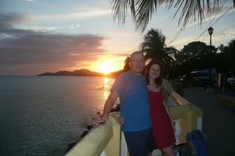 Svatební cesta - Puerto Rico