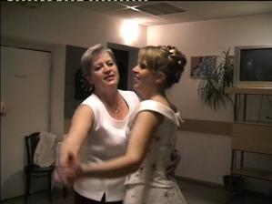 Tanec s mamkou