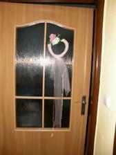 ozdoba na dveře je k dispozici