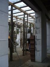 dělají se stropy