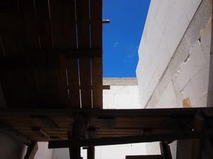 druhé patro schodiště