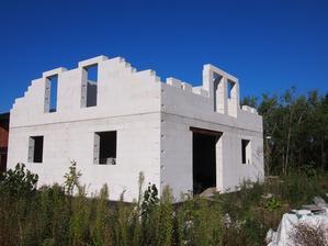 už to vypadá jako dům :-)