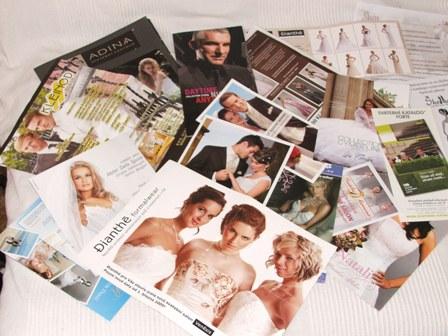 Inšpirácia vs realita - brožúrky a letáky