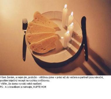 Inšpirácia vs realita - niečo na papanie :))))