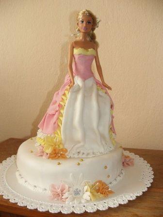 Dobroty - tortička, ktorú robila sestra svojej dcérke k tretím narodeninám