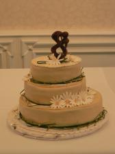 naša hlavná torta (made by sestra)