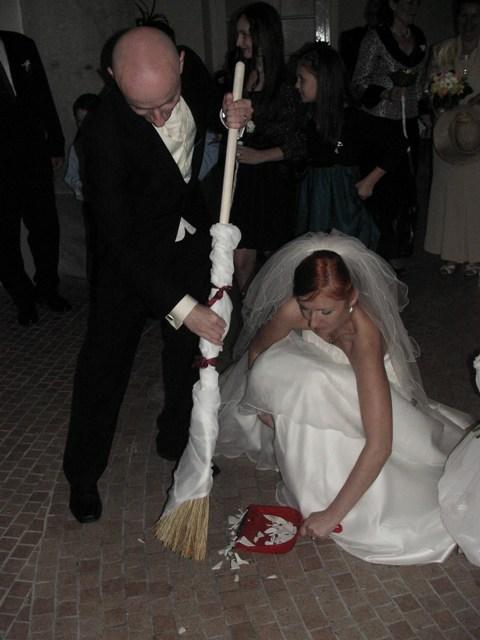 Inšpirácia vs realita - prvá manželská prácička :-D
