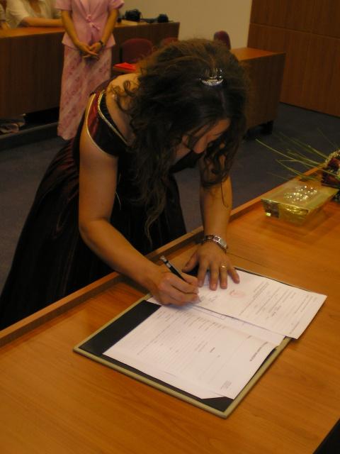 Simona Grigoraş{{_AND_}}Daniel Novomeský - Semnatura mea... - môj podpis.