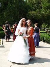 Sora mea Lacramioara si eu - moja sestra a ja