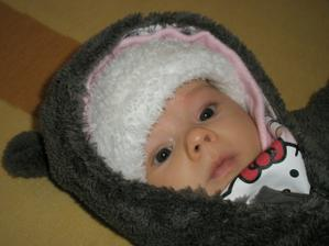 Naša princezná Vanessa Jennifer sa narodila 7.11.2008