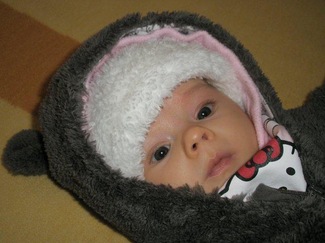 Simona Grigoraş{{_AND_}}Daniel Novomeský - Naša princezná Vanessa Jennifer sa narodila 7.11.2008