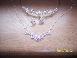 Mé šperky