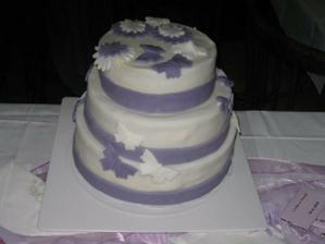 Náš dortík - od mé skvělé tchýně
