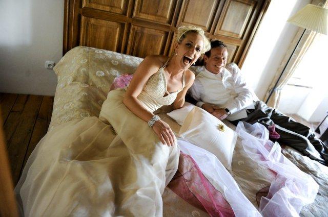 Lucie Kasovska{{_AND_}}Oli Jelinek - svatebni apartma...