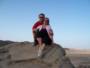 My dva - zásnubní cesta Egypt