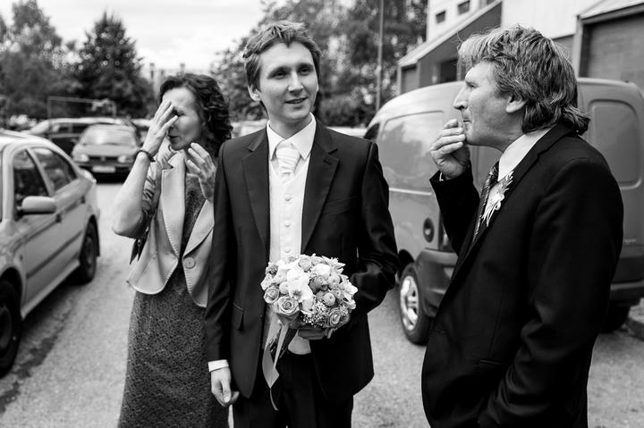 Svadobný deň - foto Michal Kotruch - Obrázok č. 1