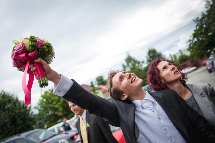 Svadobný deň - foto Michal Kotruch - Obrázok č. 2