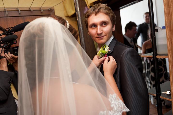 Svadobný deň - foto Michal Kotruch - Obrázok č. 7