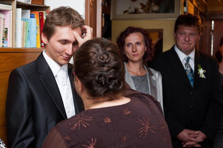 Svadobný deň - foto Michal Kotruch - Obrázok č. 11