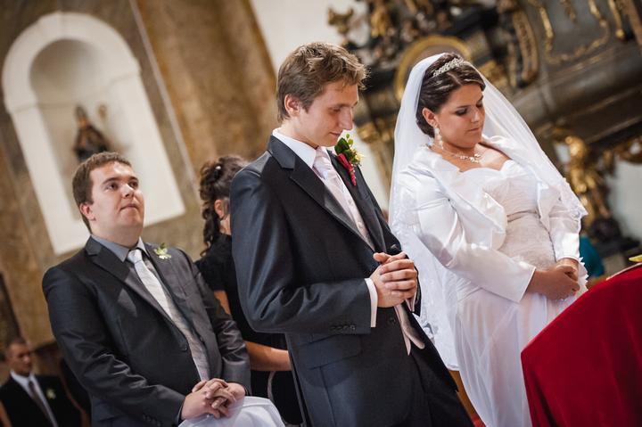 Svadobný deň - foto Michal Kotruch - Obrázok č. 23