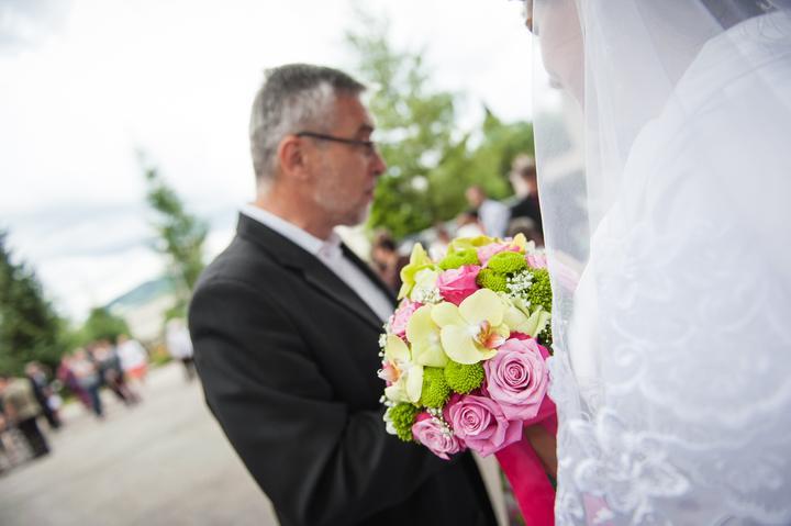 Svadobný deň - foto Michal Kotruch - Obrázok č. 84
