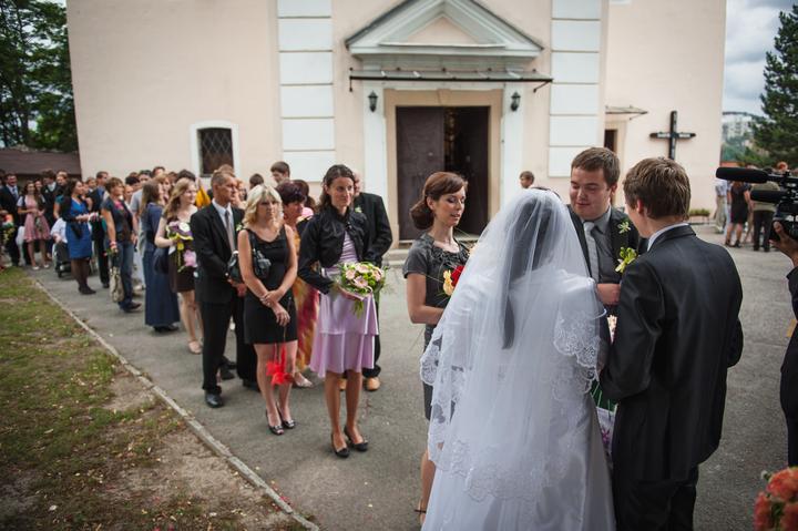 Svadobný deň - foto Michal Kotruch - Obrázok č. 87