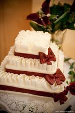 náš dort - mňamkósní!