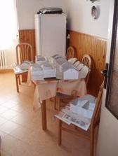 krabic a krabiček byl plný byt - obývák, kuchyně i chodba