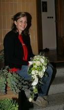 Nevěsta po velmi improvizovaném a neplánovaném únosu
