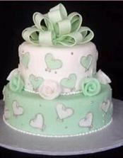 dorty budou také v zeleno-bílé kombinaci