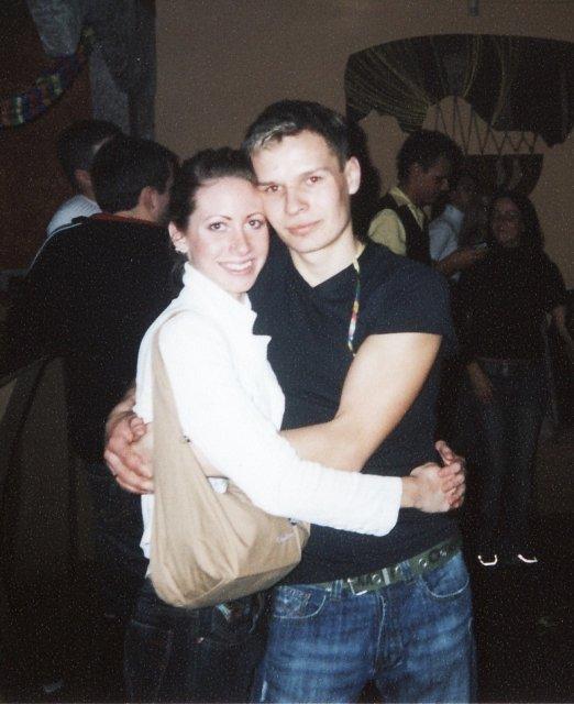 Album pre inšpiráciu  - 22.9.2007 - Ja a moja láska Maťko
