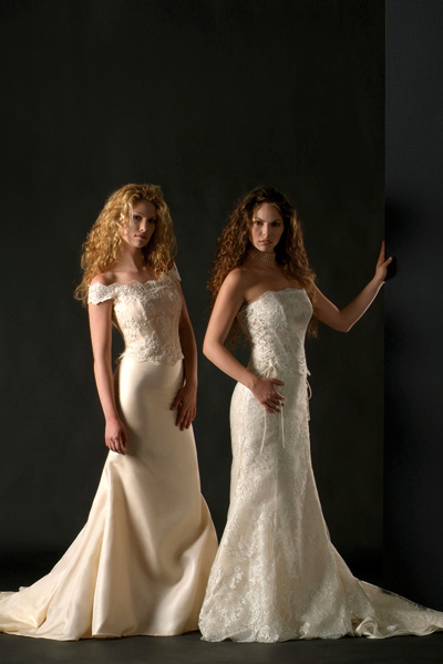 Saty, saty, saty - bianca sposa