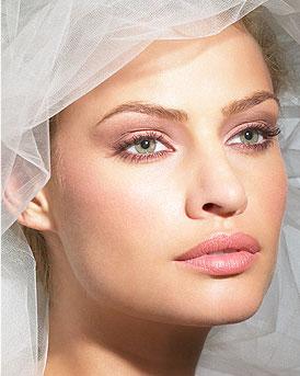 Ucesy+make-up - krasny jemny make-up