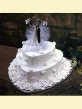 našla jsem i takový dort a ten se mi moc zamlouvá