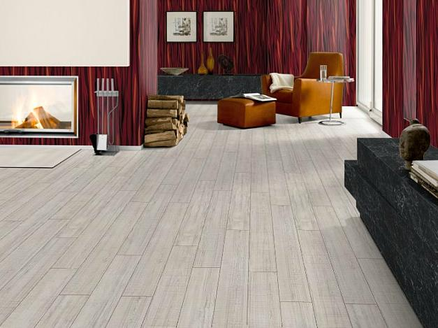 Vyberame podlahu - Dub biely Cottage H2530