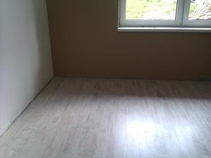 Som spokojna s vyberom podlahy :)
