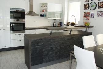Moja kuchyna. Zastenu este vyberame :)