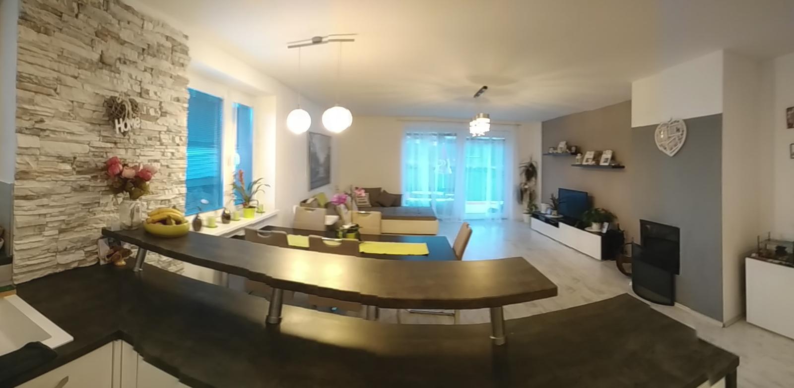 Home - Trošku sme pomenili obývačku