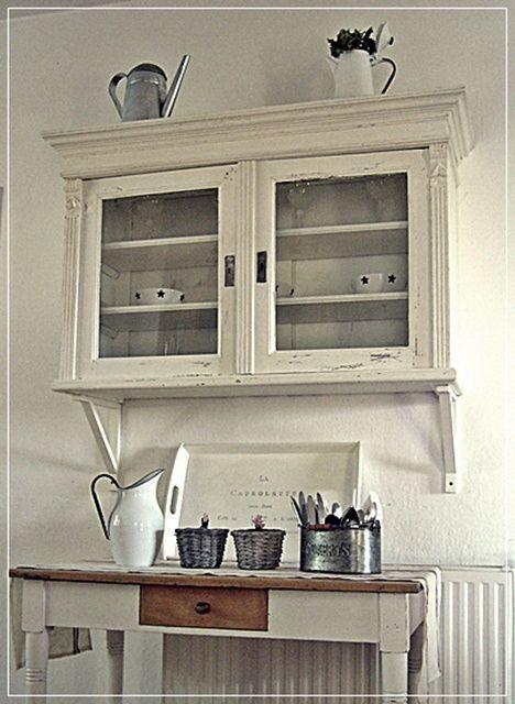 Drevo a biela v kuchyni - Obrázok č. 17
