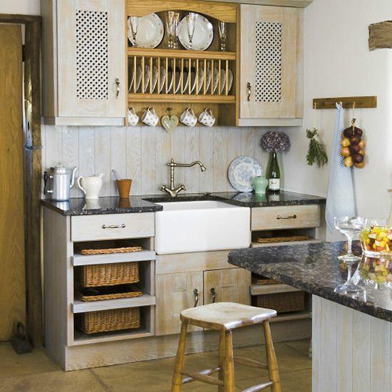 Drevo a biela v kuchyni - Obrázok č. 22