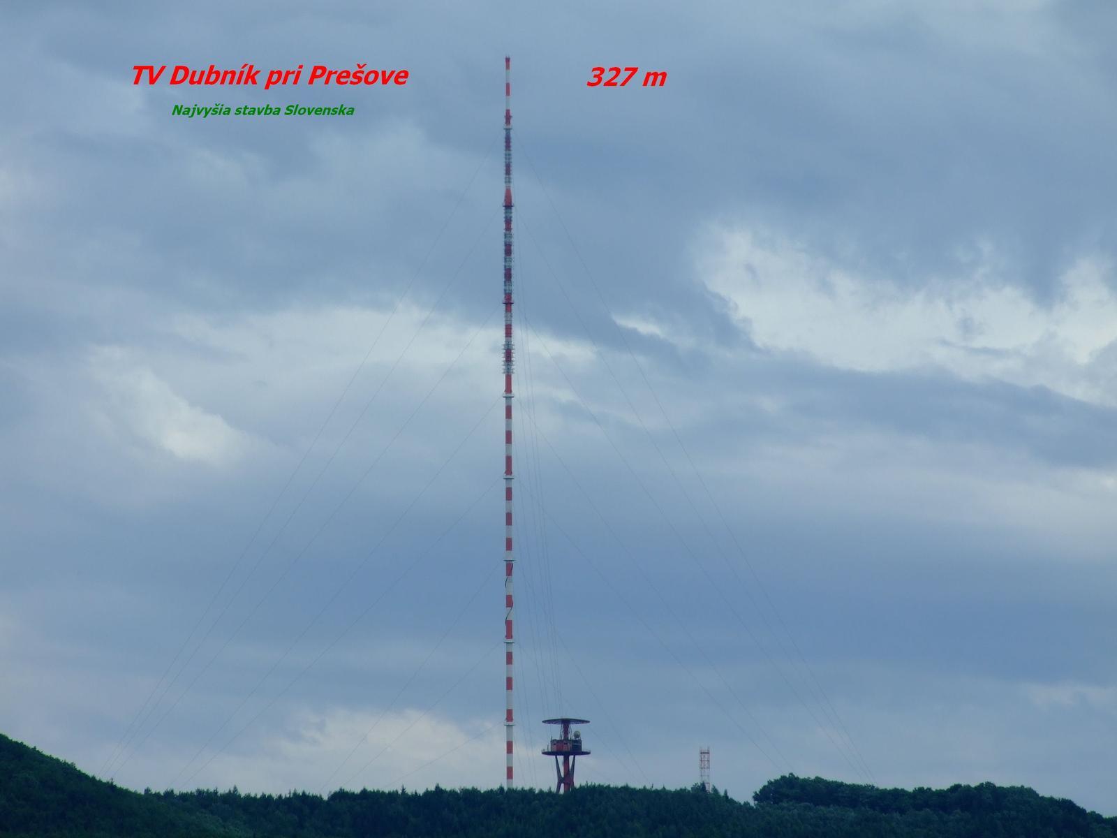 Vyšková stavba 327 m - Obrázok č. 1